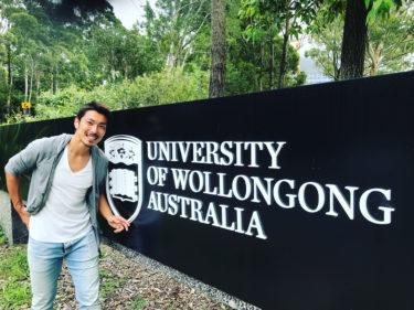 オーストラリアの大学 Wollongong(ウーロンゴング)語学学校